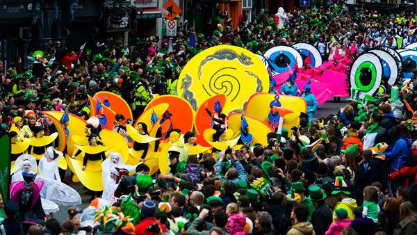 St-Patricks-Parade-Dublin