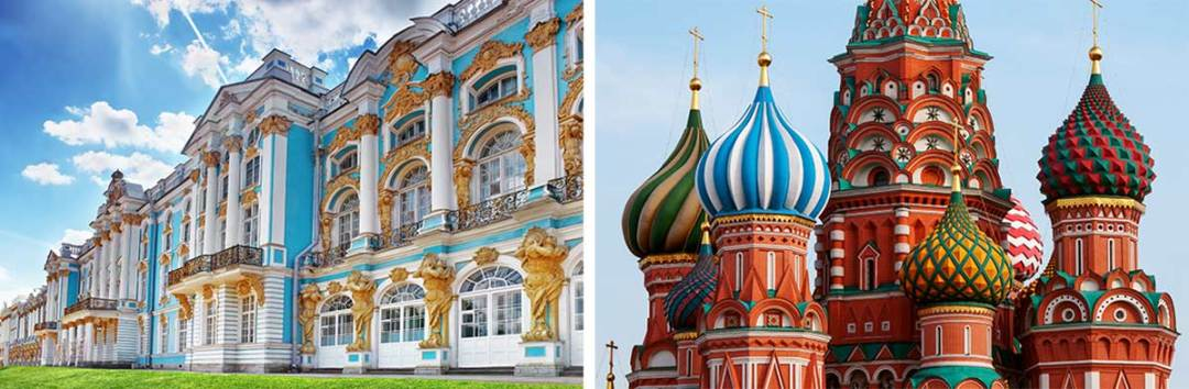 moscow-petersburg