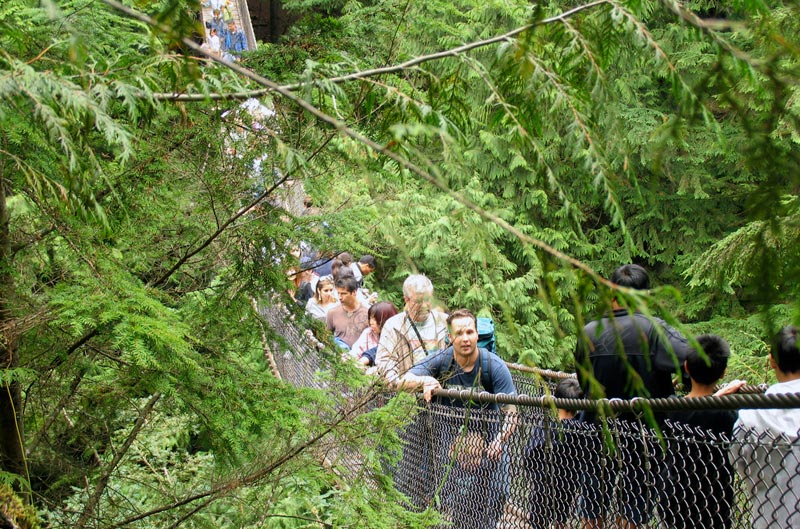 Lynn-Canyon-Suspension-Bridge