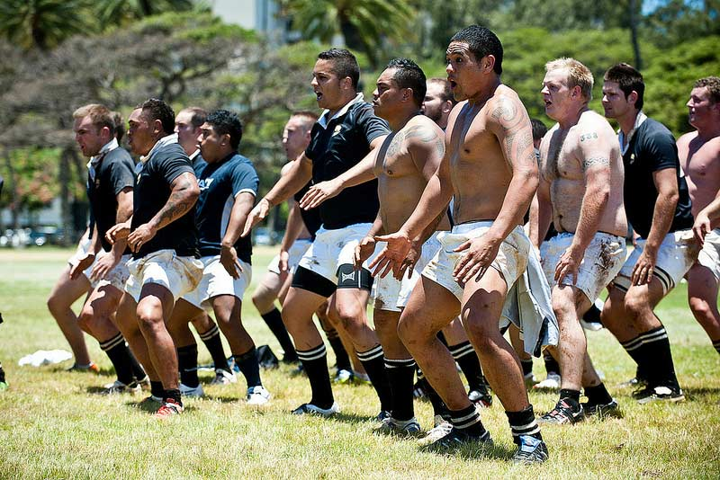 The Haka - Dance of War - Māori Haka - New Zealand ...