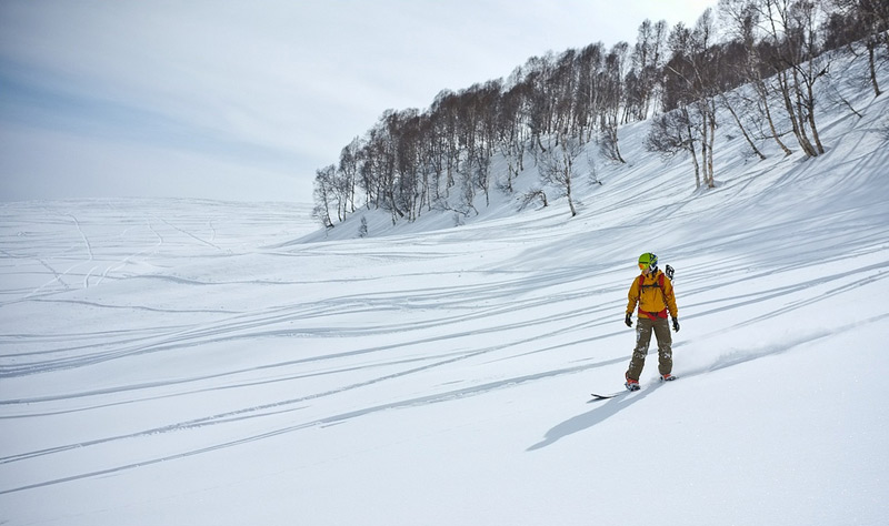 Gulmarg-snowboarding