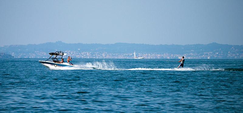 water-ski-Garda