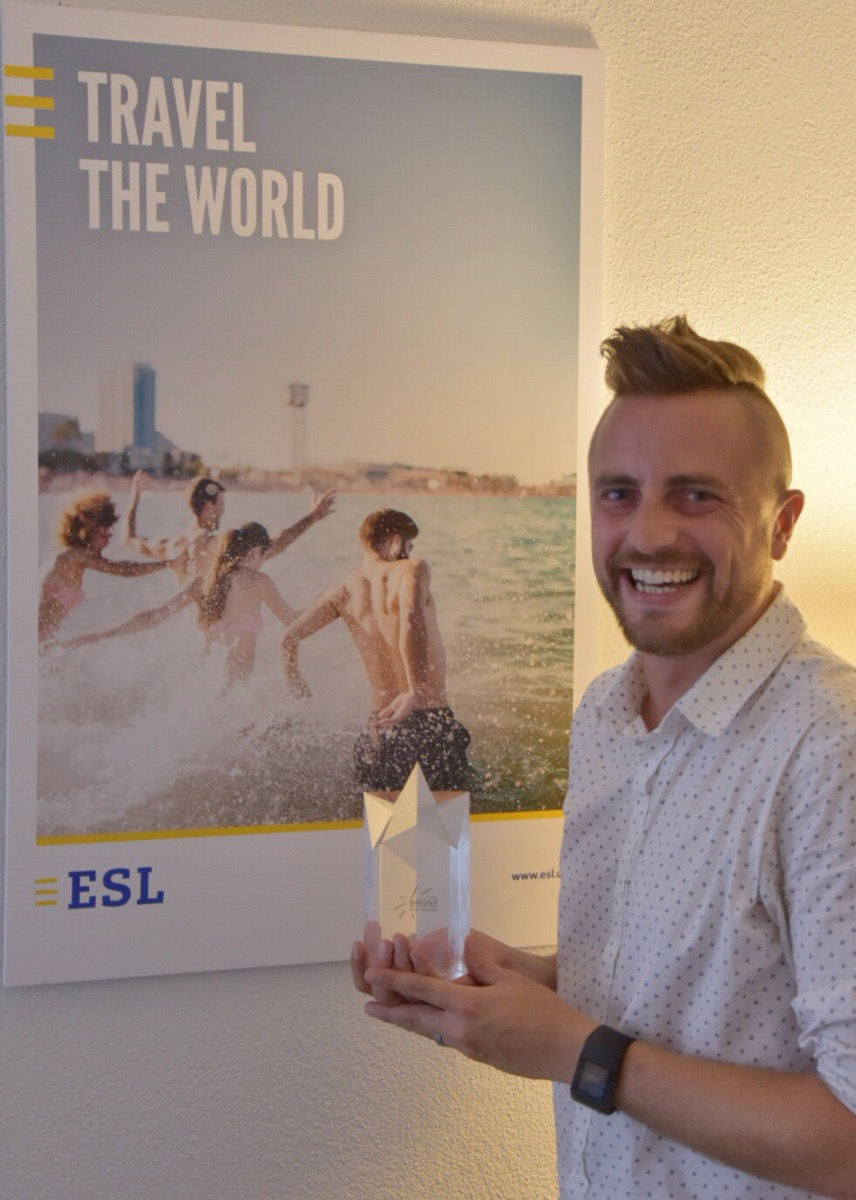 Regional Manager Switzerland Philipp Hari