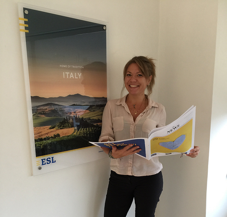 We Are ESL – Elisa Bosco