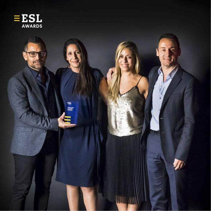 ESL Language Travel Awards: Gruppo di Scuole dell\'Anno - ESL ...