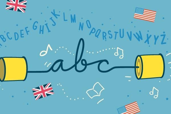 illustration abc USA UK