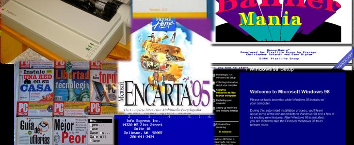 Nostalgia informática