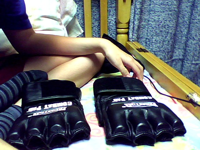 Taker's Gloves 2