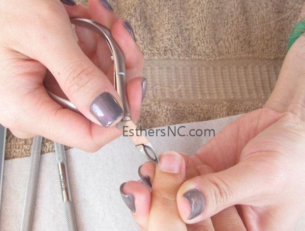 Nail Files How To Remove Gel Polish At Home