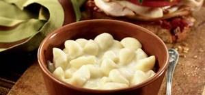 Panera Stove Top Mac and Cheese
