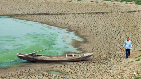 Water Level China
