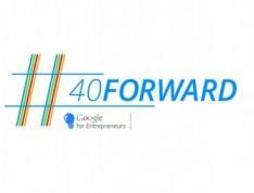 Google #40Foward