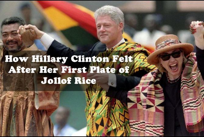 HillaryClintonJollof