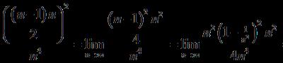 Wynik sumy całkowek z funkcji x^3
