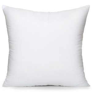 Organic cotton pillow, 60x60, in 100% natural latex.