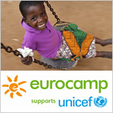 Wij steunen UNICEF