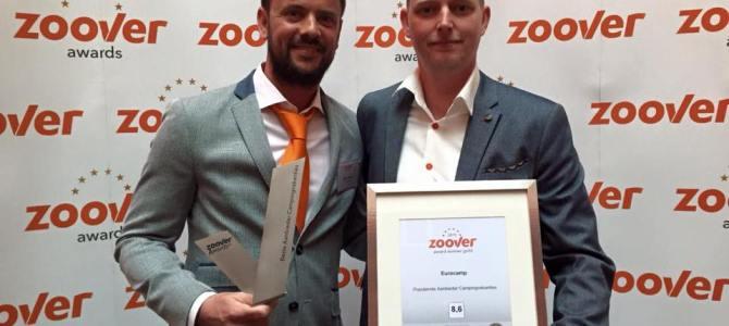 Yes! We zijn de populairste – Uitreiking Zoover Awards 2015