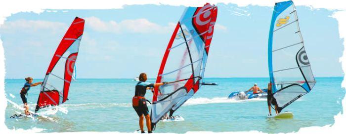 Watersportvakanties: Sportief op het water tijdens een campingvakantie