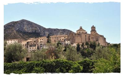Tivissa - Costa Dorada, Spanje