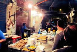 Street food in Palermo - Eurocamp campingvakanties