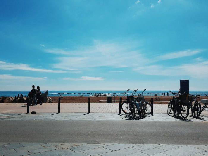 Eurocamp campingvakanties - Barcelona boulevard - strand en zee