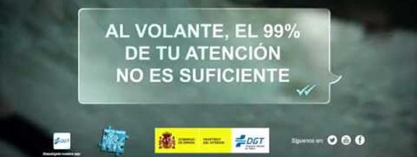 campaña distracciones DGT