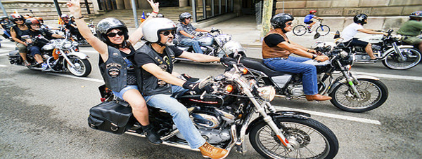tipos de aficionados a las motos