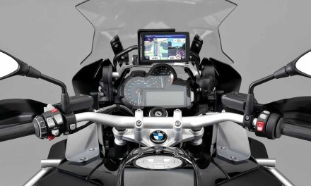 BMW Motorrad integra su sistema Connected Ride a la R 1200 GS y la R 1200 GS Adventure