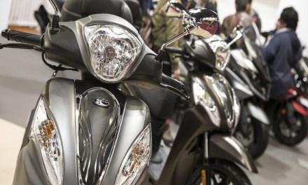 Matriculaciones de motocicletas en España descendieron un 14% durante septiembre de este año