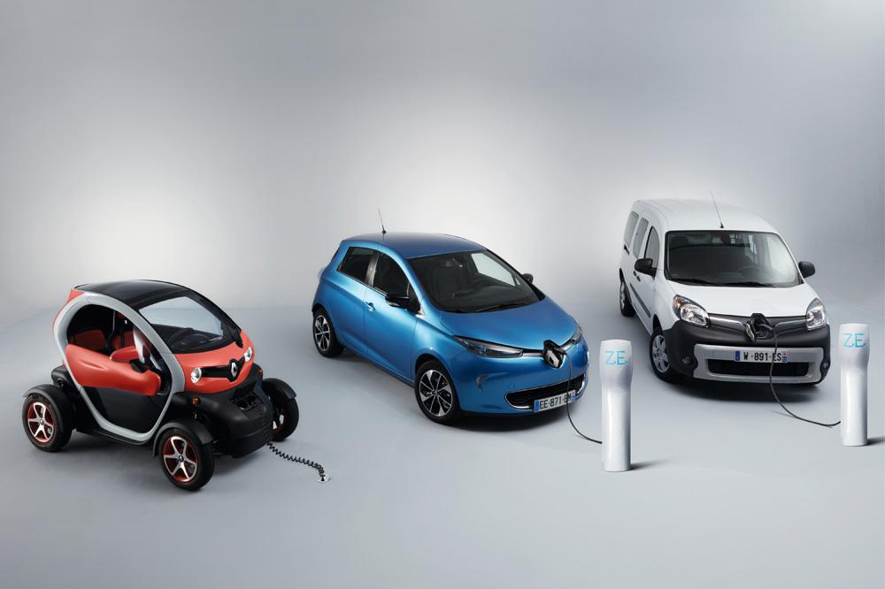Renault, líder de la movilidad eléctrica al alcance de todos