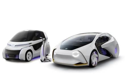 Toyota presenta nuevos prototipos que integran la inteligencia artificial como nunca antes
