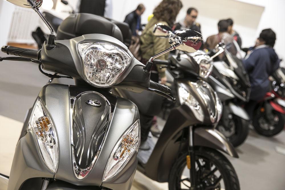 El mercado de los ciclomotores en España anotó un incremento del 31,6% durante octubre