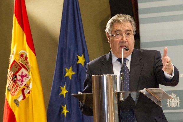 Ministro del Interior Juan Ignacio Zoido