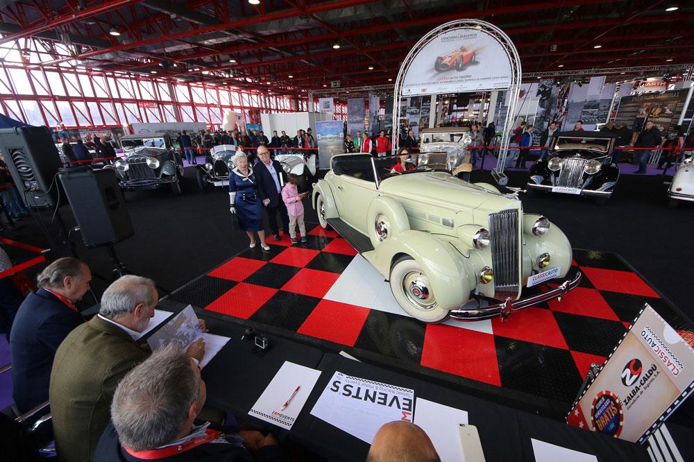 Concurso Elegancia Classic Auto Madrid