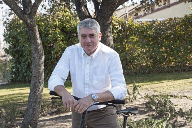 Fernando Saiz, director de e-movilidad de KYMCO