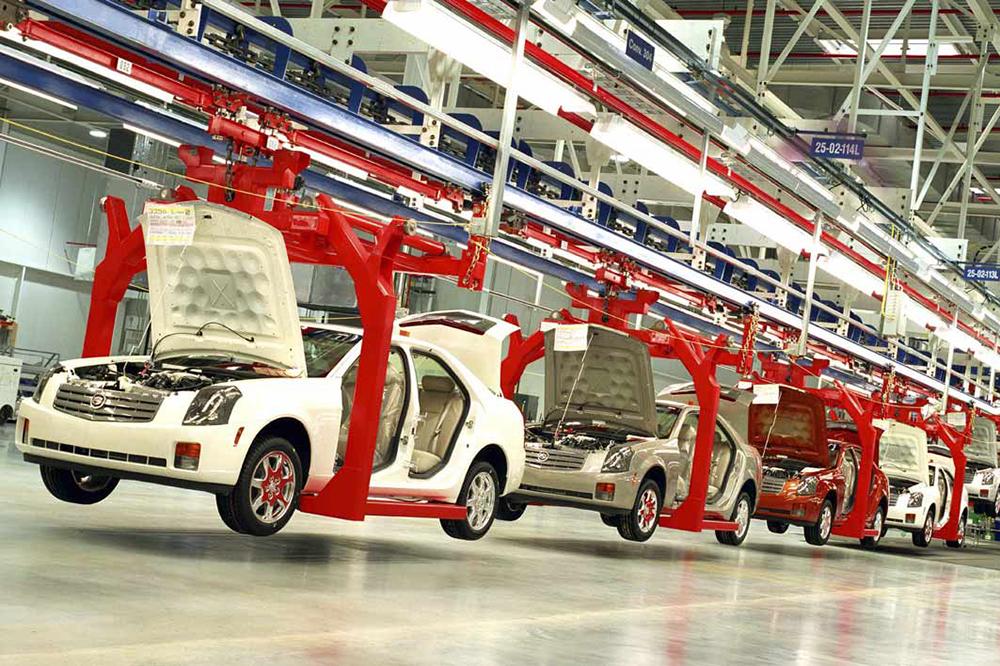 España mantiene la octava posición de países productores de vehículos durante 2017