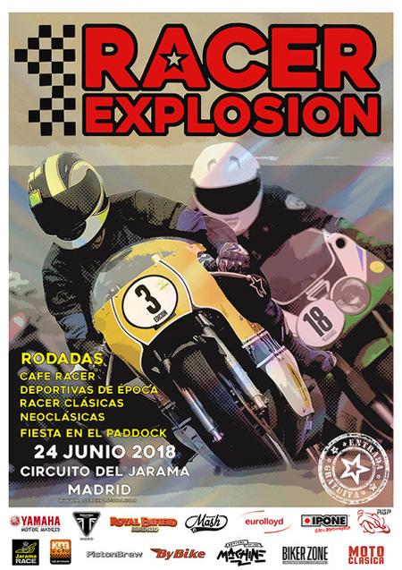 Cartel Racer Explosion 2018