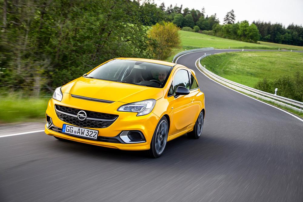 Nuevo Opel Corsa GSi: el pequeño deportivo ha llegado a España