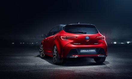 La nueva generación de vehículos Toyota en el segmento C viene con el nombre Corolla de vuelta