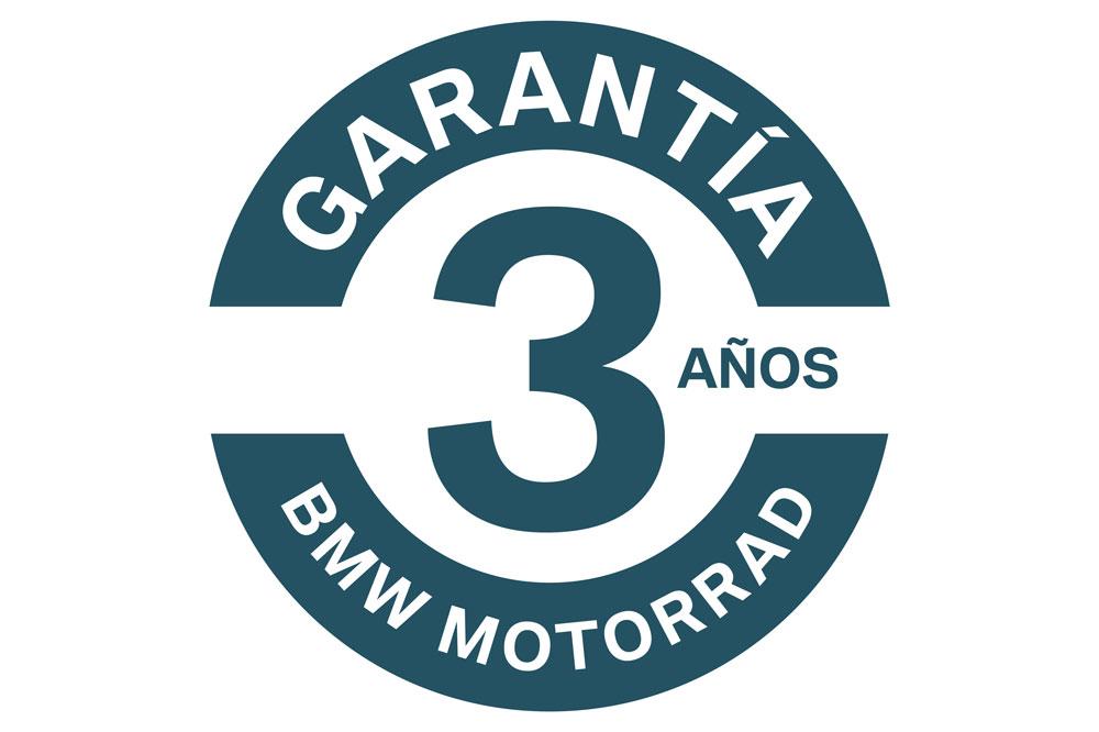 BMW Motos ofrecerá garantía de tres años y kilometraje ilimitado en sus motos