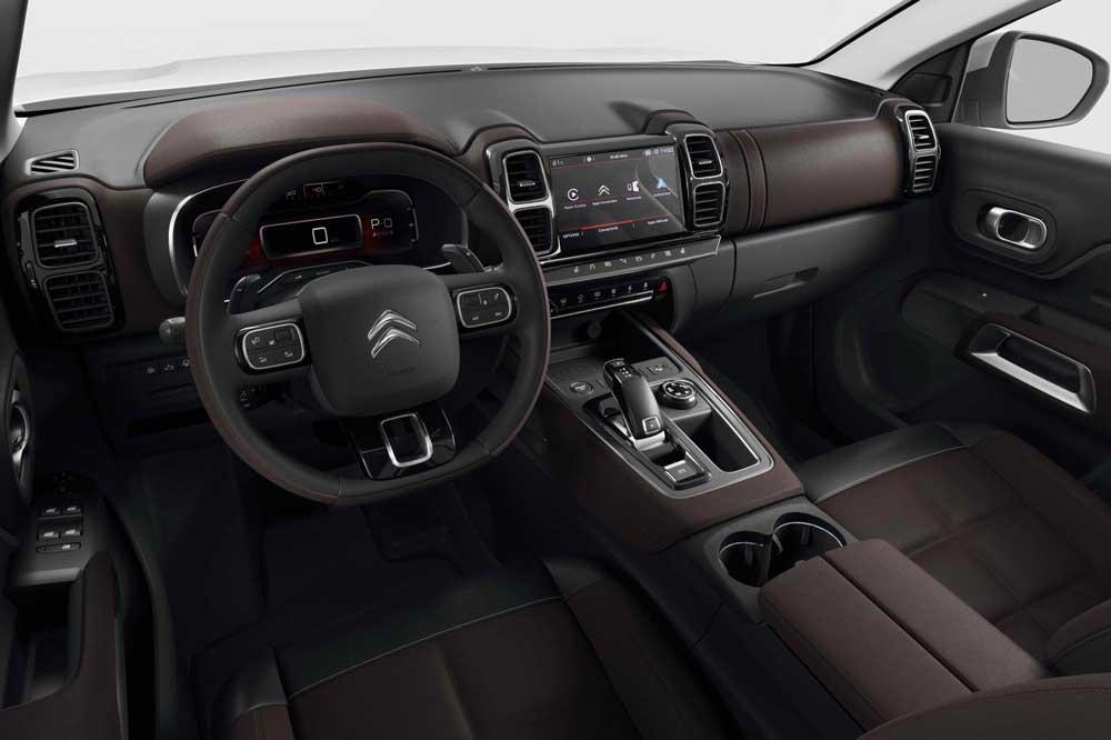 Nuevo SUV C5 Aircross 3