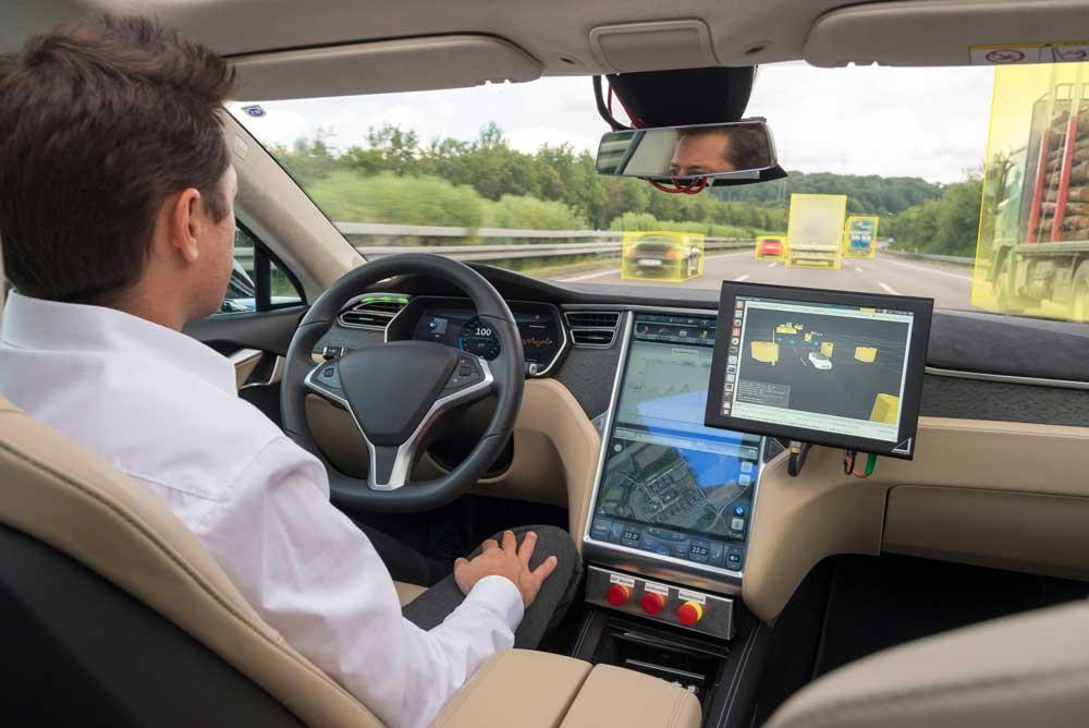 Inteligencia artificial en los coches