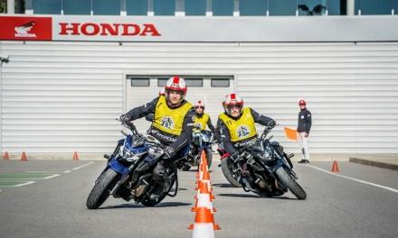 ElHonda Instituto de Seguridadreinicia sus cursos de formación motorista