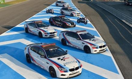 Todos los BMW Safety Car: más de 20 años velando por la seguridad en pista