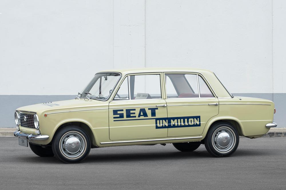 SEAT 124 un millón