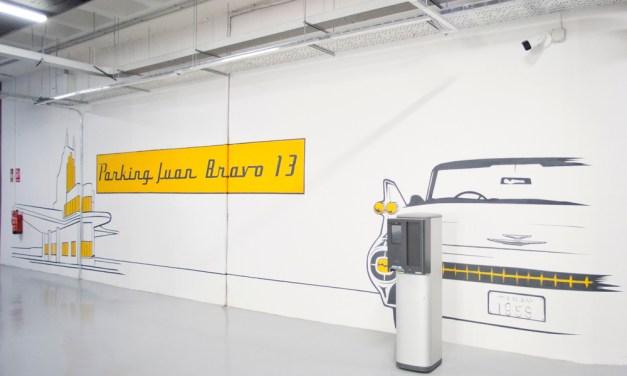 Abre en Madrid el primer parking con capacidad para electrificar todas sus plazas