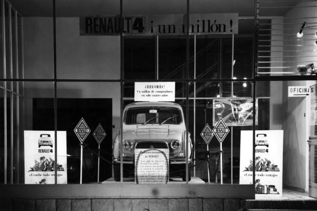 Renault 4 un millón