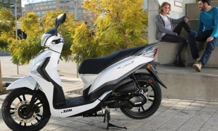 Las matriculaciones de motos y vehículos ligeros caen un 39% en enero