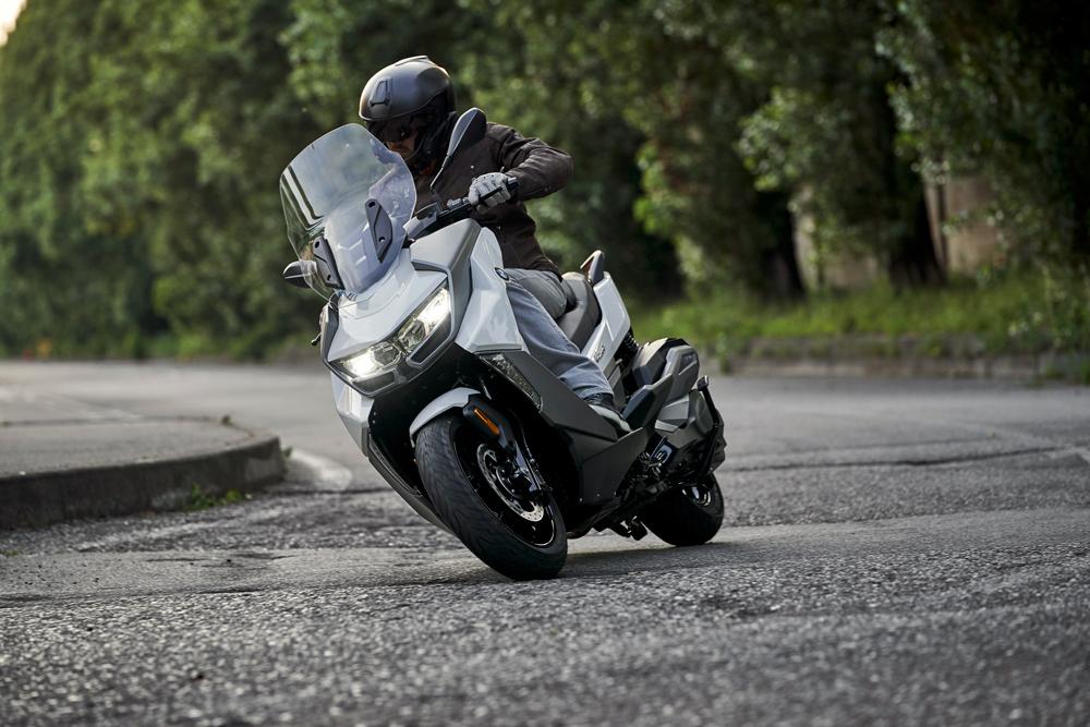En 2020 las matriculaciones de motocicletas crecieron un 1% en Europa
