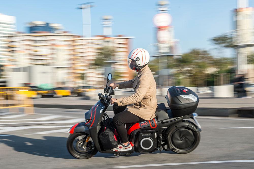 Nuevos planes de Seat para sus scooter eléctricos MO